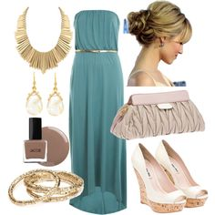 Can someone get married this summer so I can wear an outfit like this?? - M