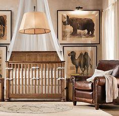 Baby Boy Safari Room. really love the photos!