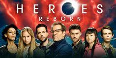 » Heroes Reborn: os heróis renasceram na volta da poderosa aventura dos mutantes da NBC