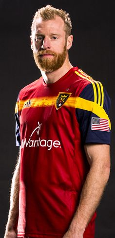 fbf2d7f2f3b Nat Borchers Defender Got a chance to take a picture and watch his awesome  defense skills! Keven Gurney · Real Salt Lake