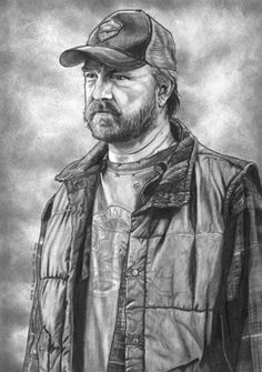 Holy cow! Someone has got some talent! Bobby Singer; great man, great hunter, and the best father figure that the Winchester brothers could ask for.