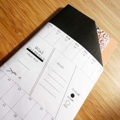 Goal Calendar   by FEI - jing&fei