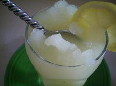 Lemon-Lime Slush. Photo by CoffeeB