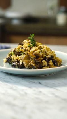 Capriche no jantar do fim de semana preparando um prato cheio de sabor   risoto ao 323c74254c9
