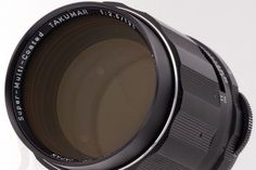 PENTAX SMC TAKUMAR 135mm f2.5 fit to M42 Screw mount in EX Condition from Japan