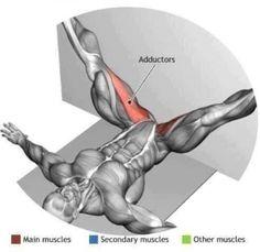 Растяжка всех мышц тела. Самая полная версия. Часть 2