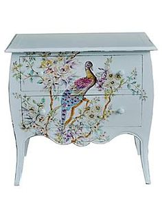 Linea Peacock pavillion dresser @ House of Fraser