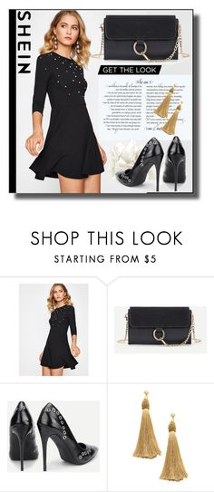 """""""SheIn 1 / XXI"""" by selmamehic ❤ liked on Polyvore"""
