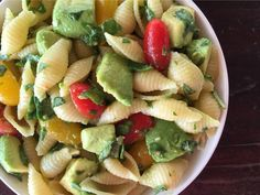 Pasta Salad with Lemon-Thyme Vinaigrette