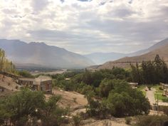 Valle del Elqui, La Serena
