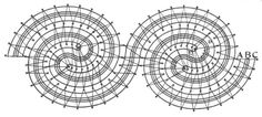 bobbin lace pattern mm97
