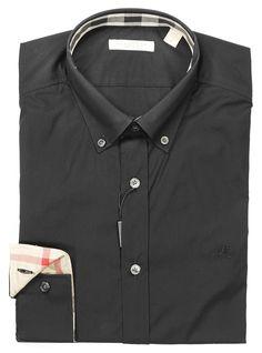 Burberry - Abbigliamento - Camice - Uomo - 3782304 - FASHIONQUEEN.NET    #Burberry #Shirt #Fashionqueen