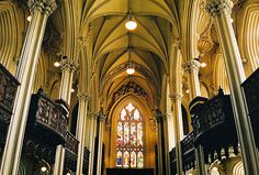 amazing ceiling: chapel royal