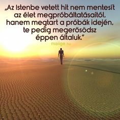 Faith in God keeps you- Istenbe vetett hit megtart Faith in God keeps you - Biblical Quotes, Bible Quotes, Youth Ministry, Faith In God, Christian Quotes, Gods Love, Picture Quotes, Cool Words, Catholic
