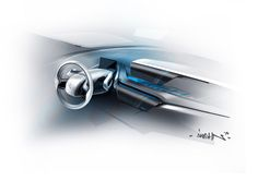The new BMW and the new BMW – electric cars of the future. Find out more about design, range, charging possibilities and Connectivity. Car Interior Sketch, Car Interior Design, Interior Rendering, Interior Concept, Automotive Design, Futuristic Motorcycle, Bmw I3, Industrial Design Sketch
