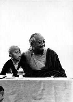 Dilgo Khyentse Rinpoche Dzongsar Jamyang Khyentse Rinpoche