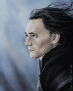 Loki ...but I say also Hermes A profile worthy of a battle of the gods to own, anyway.
