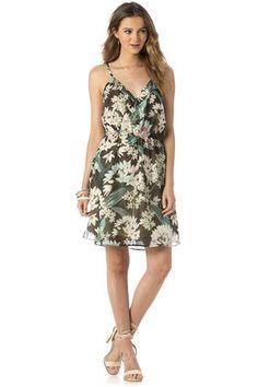 Garden View Cami Dress