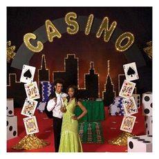 Casino Night Lights Arch Kit