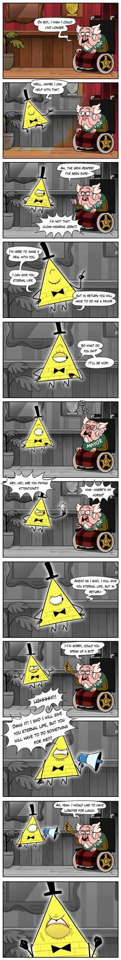 Nevermind by markmak>>>>HAHA BILL!