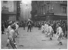 Procesión de San Saturnino 1949 Archivo Municipal de Pamplona. Fondo Ayuntamiento. (Autor: José Galle)