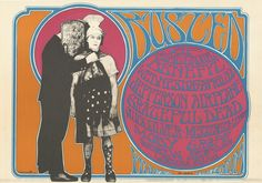 "San Francisco Mime Troupe Benefit - ""Busted"" - Jefferson Airplane, Grateful Dead, Quicksilver Messenger Service, Moby Grape, Andrew Staples, Loading Zone - Wednesday, April 12 [1967] - Fillmore Auditorium"