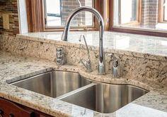 Latinum Granite Kitchen Counter Materials Pinterest