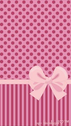Cute Pink Vintage Wallpaper I Created For The App CocoPPa