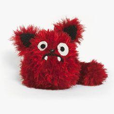 Boris The Red Cat Amigurumi Pattern