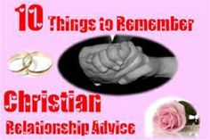 Christian Dating Advice / http://www.contactchristians.com/?p=42361