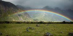 Espectacular video con los paisajes naturales de Nueva Zelanda como protagonista