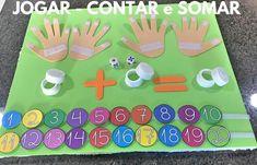 Math using mental math strateg Kids Math Worksheets, Kindergarten Math Activities, Educational Activities, Math Games, Toddler Activities, Preschool Activities, Math For Kids, Crafts For Kids, Kids Planner