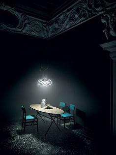 """Italian light manufacturer Foscarini presents new poetic catalogue""""Ritratti"""" #light #foscarini #interiors #design #caboche"""