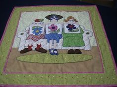 1 little, 2 little, 3 little Quilters from Amy Bradley