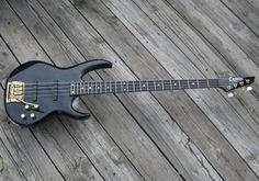 Carvin bass with a Kahler 2400 bass tremolo