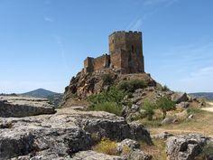 Castelo de Algoso, Vimioso/Bragança, Portugal