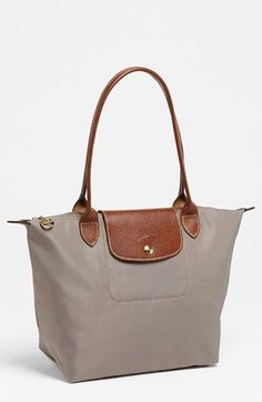 Longchamp 'Le Pliage - Small' Shoulder Bag | Nordstrom (yes, I want a small and large one. please and thank you)