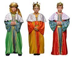 Disfraz rey mago desde 6meses hasta adultos , más en www.martinfloressl.com #sevilla