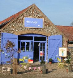 Art Cafe near Holt North Norfolk
