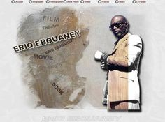 Eriq Ebouaney - Official web site Website, Movie Posters, Artist, Film Poster, Popcorn Posters, Film Posters