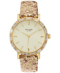 Glitter watch #sponsored
