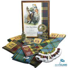 The MacMillan Clan S