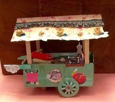 Sewing Cart