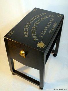Ouji board table