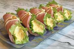 Healthy brunch appetizers snacks 40 Ideas for 2019 Brunch Appetizers, Finger Food Appetizers, Appetizer Recipes, Healthy Brunch, Healthy Low Carb Recipes, Ceviche, Snacks, Food Photo, Holiday Recipes