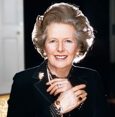 """We want a society where people are free to make choices, to make mistakes, to be generous and compassionate. This is what we mean by a moral society; not a society where the state is responsible for everything, and no one is responsible for the state."" -- Margaret Thatcher, a very wise lady"