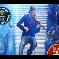 Guinness World Record Fastest Violin Player  http://www.most-excellent-videos.com/people/guinness-world-record-fastest-violin-player/