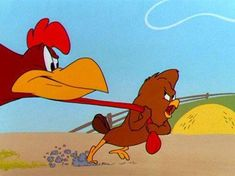 The Best Foghorn Leghorn Character Quotes From 'Looney Tunes' Looney Tunes Characters, Classic Cartoon Characters, Looney Tunes Cartoons, Favorite Cartoon Character, Classic Cartoons, Cartoon Tv, Vintage Cartoon, Cartoon Shows, Good Cartoons