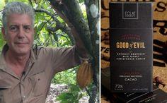 Conoce el chocolate de Anthony Bourdain que se produce en el Per�