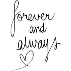 Always and Forever #ILYTLT
